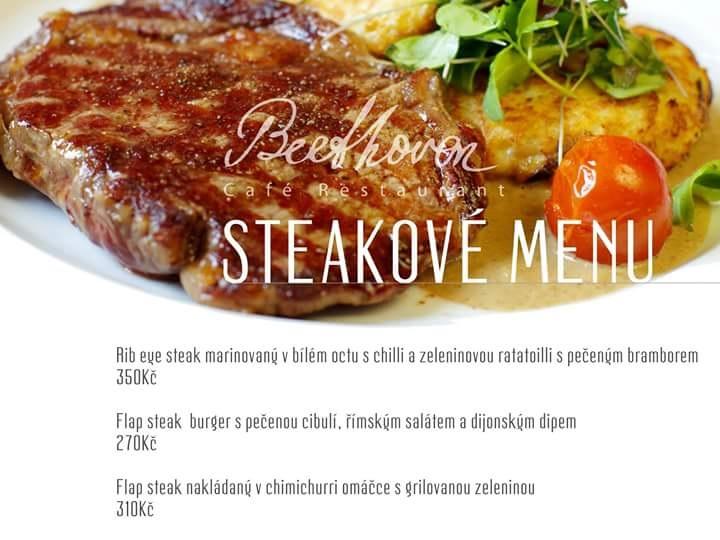 steak týden